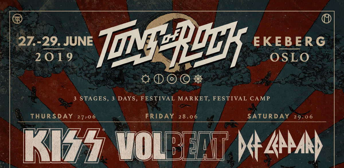 Tons of Rock 2019